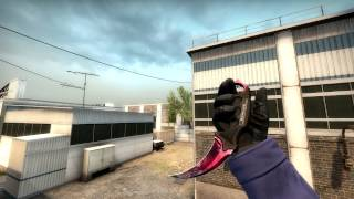 Karambit Doppler Galaxy Showcase