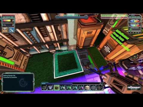Fortresscraft: Evolved! - My end game defense  