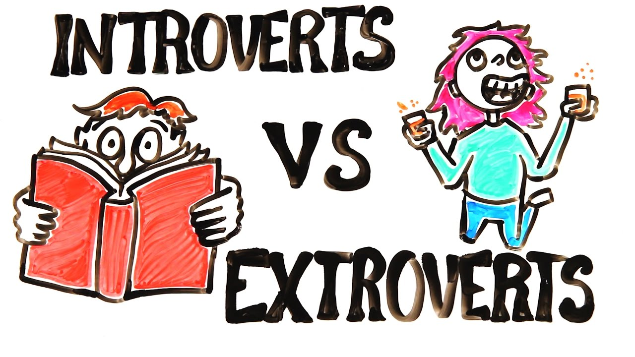 Introverts vs Extroverts - YouTube