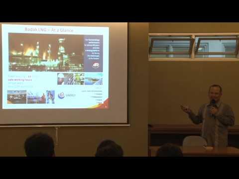 Direktur operasi Kilang LNG Badak – Rachmat Hardadi