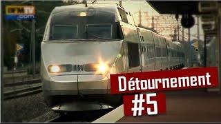 Thalys : les mesures prises par la SNCF  - Détournement