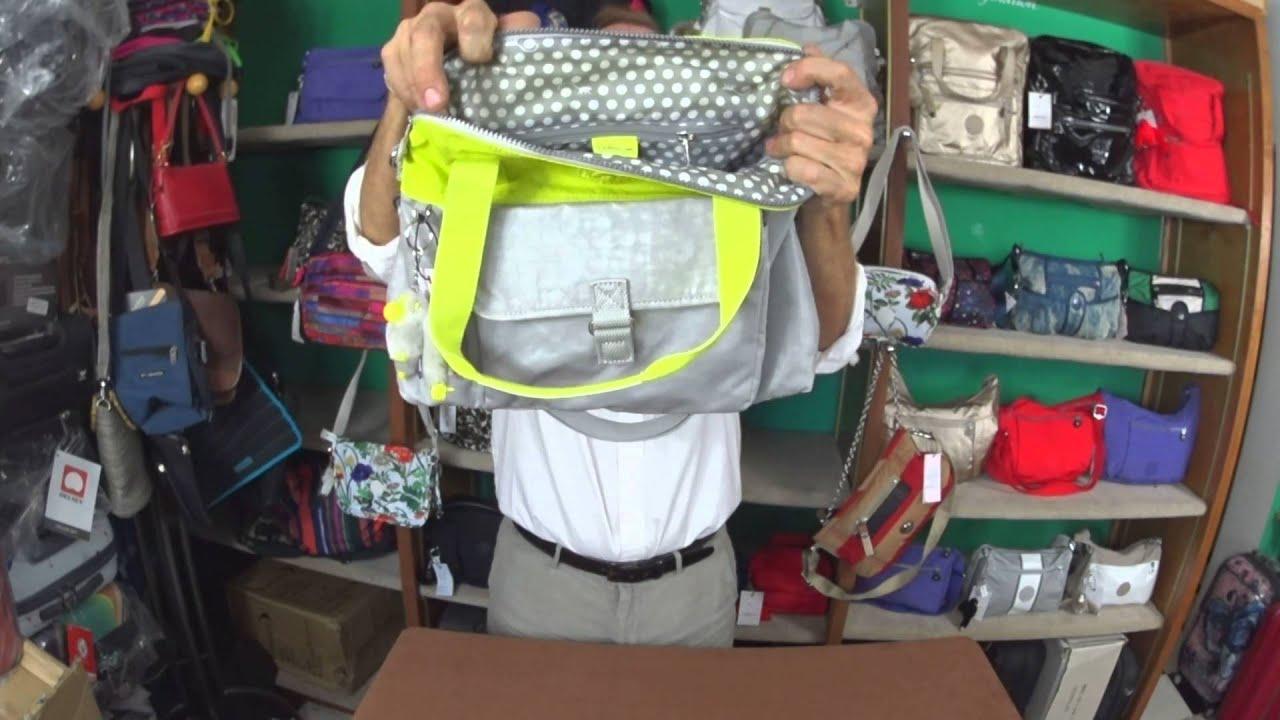 75bf838ab4 Kipling Pahneiro Hand Bag Review - YouTube