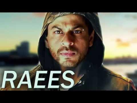 Raees upcoming shahrukh khan moive teaser...