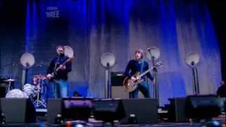 Arctic Monkeys Brianstorm Live  In The Park 2007