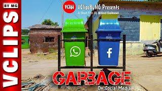Garbage On Social Media (Short Film) | SOC | 12 | VClips By MG