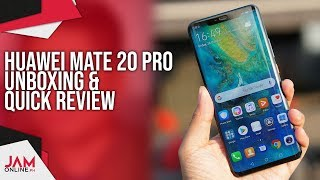 Huawei Mate 20 Pro Quick Review: The best Android smartphone?