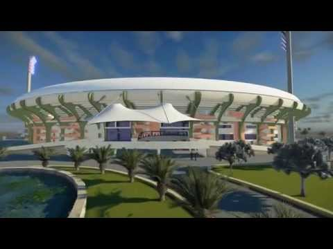 International Cricket Stadium DEHRADUN, UTTARAKHAND , INDIA