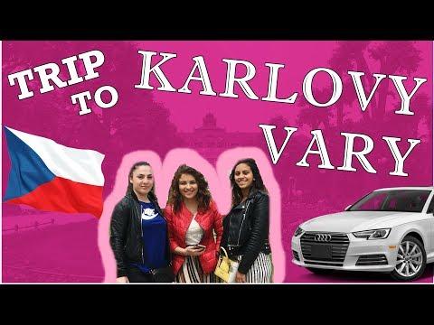 TRIP TO KARLOVY VARY , CZECH REPUBLIC
