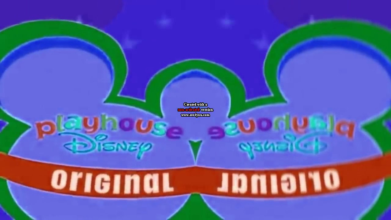 Playhouse Disney Ident Effects in G Major 7