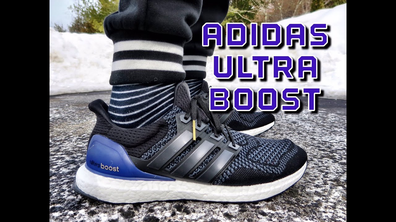 513ea3ef66aaa ADIDAS ULTRA BOOST ON FEET! - YouTube