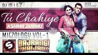 Gambar cover Tu Chahiye Atif Aslam ft. Jammu Kshmr Dj Mitz Mashup