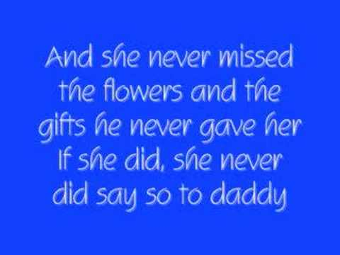 To Daddy - Lyrics