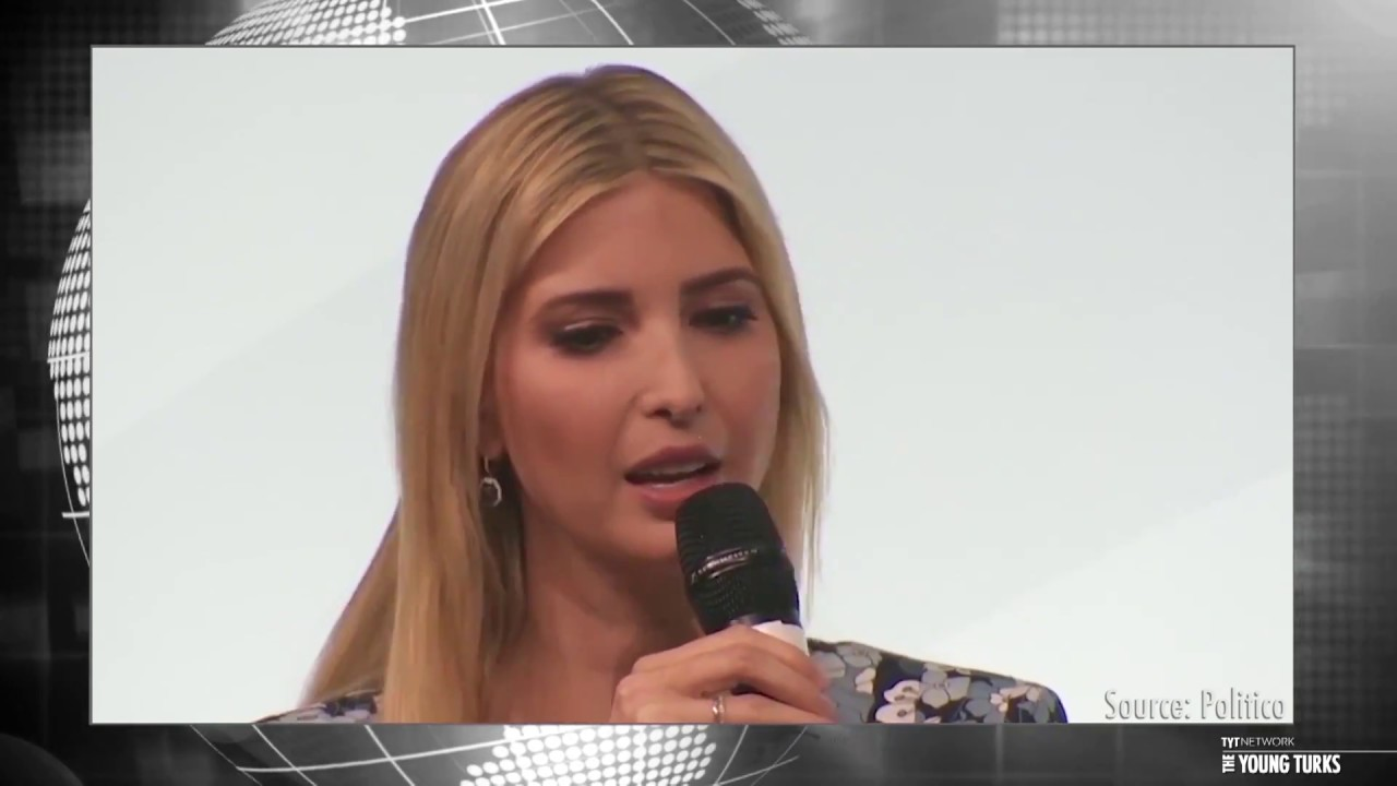 Ivanka Gets Booed – YouTube