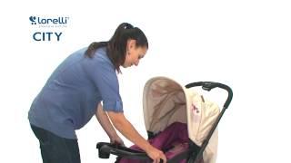 Бебешка количка   Lorelli   Combi Stroller CITY   цена от 4BABY BG(WWW.4BABY.BG - Тук може да откриете нашите детски играчки стоки за бебето както и игри сортирани по категории...., 2015-03-07T16:43:13.000Z)