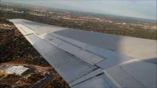 Sunrise Delta Air Lines MD-90 Takeoff From San Antonio!