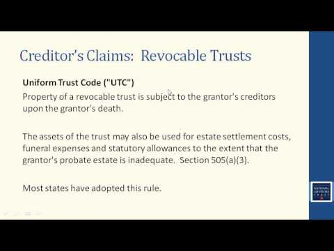 Trust Education: The Importance of Beneficiary Designations (September 2013)