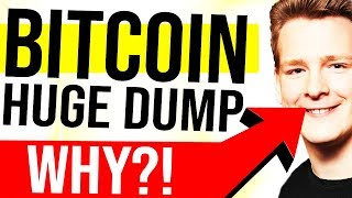 BITCOIN HUGE DUMP - Why?! 🚨 Bitcoin Invalid Block, TETHER BANK ISSUE - Programmer explains