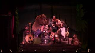 2008年の8/25 magic kingdom クマー The Country Bear Jamboree is an a...
