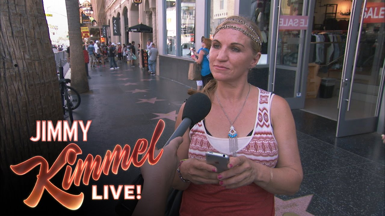 Jimmy Kimmel iphone 6