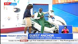 Jaro Soja, Commander in Chief of the Green Army in studio |Guest Anchor
