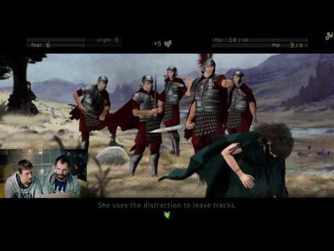 Sacred Fire: Psychological RPG Developers' Commentary