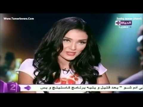 Tamerlovers Com kalam hany Salama 3n TAmer hosny By  3ashq tamer Awni