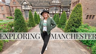 EXPLORING MANCHESTER IN A DIFFERENT WAY | THINGS TO DO, SEE & EAT | ENGLAND UK TRAVEL