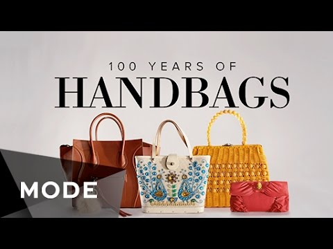100 Years of Fashion: Handbags ★ Glam.com