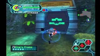 Phantasy Star Online Episode I & II - Nintendo Gamecube - Caves (Ultimate)