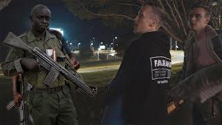 Yvo aangehouden in Kenia