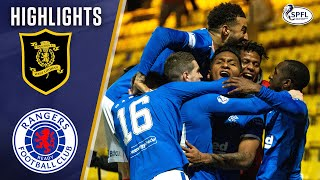 Livingston 0-1 Rangers | Late Morelos Goal Secures Huge Win for Gers! | Scottish Premiership