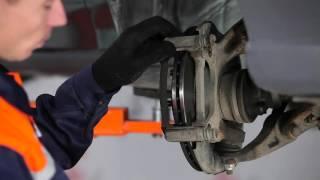 Amortizatoriaus Apsauga keitimas BMW 6 (E24) - vadovas