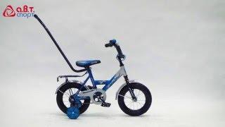 Обзор велосипеда МУЛЬТЯШКА Shaft 12 /1201-R