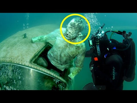 Terrifying Things Found In The Deep Sea
