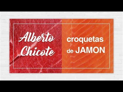 Croquetas Caseras Jamón (masa) de Alberto Chicote