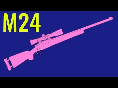 M24 - Comparison in 10 Different Games