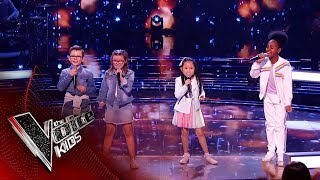 Peyton, Ava & Alfie and Lil Shan Shan Perform 'See You Again' | The Battles | The Voice Kids UK 2019