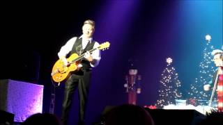 Rockabilly 101 ~ Brian Setzer Orchestra ~ Fishnet Stockings @ California Theater Dec. 2012