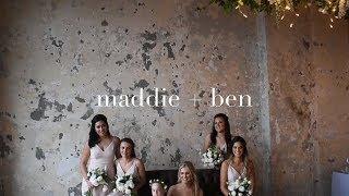 Wedding Video - Ben & Maddie // 2017