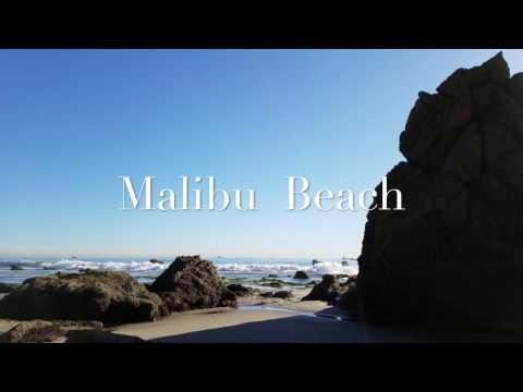 Malibu Beach in 4K