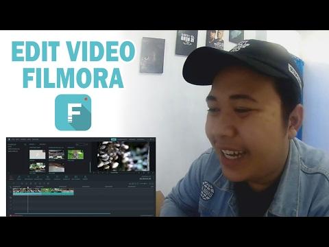 Tutorial Wondershare Filmora - Bahasa Indonesia