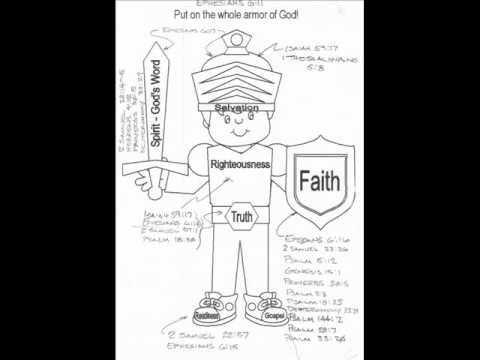 Ephesians Chapter 6 (Tagalog followed by English)