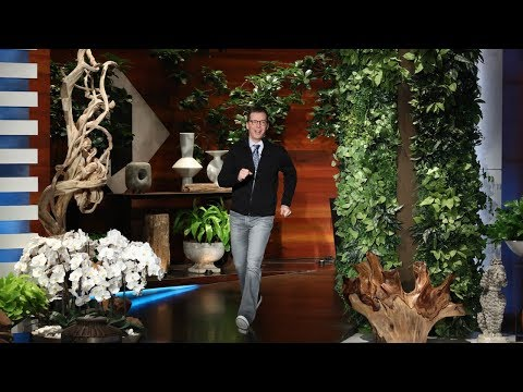 Sean Hayes Explains 'Pin the Tail on the Paw Paw Patch'