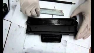 Заправка картриджа Samsung D104S/3200/1660/1665/1860/1865/3205(, 2011-08-28T20:42:17.000Z)
