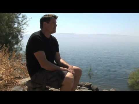 One Tree Hill Star: Paul Johansson visits Israel