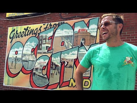 PITTSBURGH DAD IN OCEAN CITY