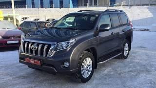 Купить Тойота Ленд Крузер Прадо (Toyota Land Cruiser Prado) 150 с пробегом в Саратове в Элвис