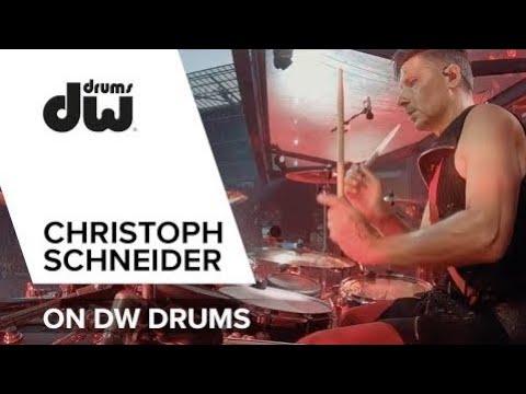 Christoph Schneider Back On DW Drums - Interview / Rammstein Stadium Tour 2019 (English Subtitles)