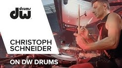 Christoph Schneider back on DW drums - Interview / Rammstein Stadium Tour 2019 (English Subtitles)
