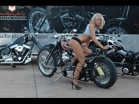 harley davidson bike show customs classics choppers youtube. Black Bedroom Furniture Sets. Home Design Ideas